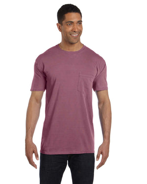 Comfort Colors Adult Heavyweight RS Pocket T-Shirt - 6030CC