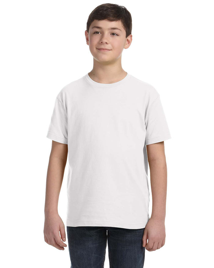 LAT Youth Fine Jersey T-Shirt - 6101