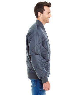 Dickies Unisex Diamond Quilted Nylon Jacket - 61242