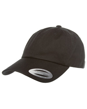 Yupoong Adult Low-Profile Cotton Twill Dad Cap - 6245CM