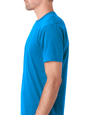 Next Level Unisex Sueded Crewneck T-Shirt - 6410
