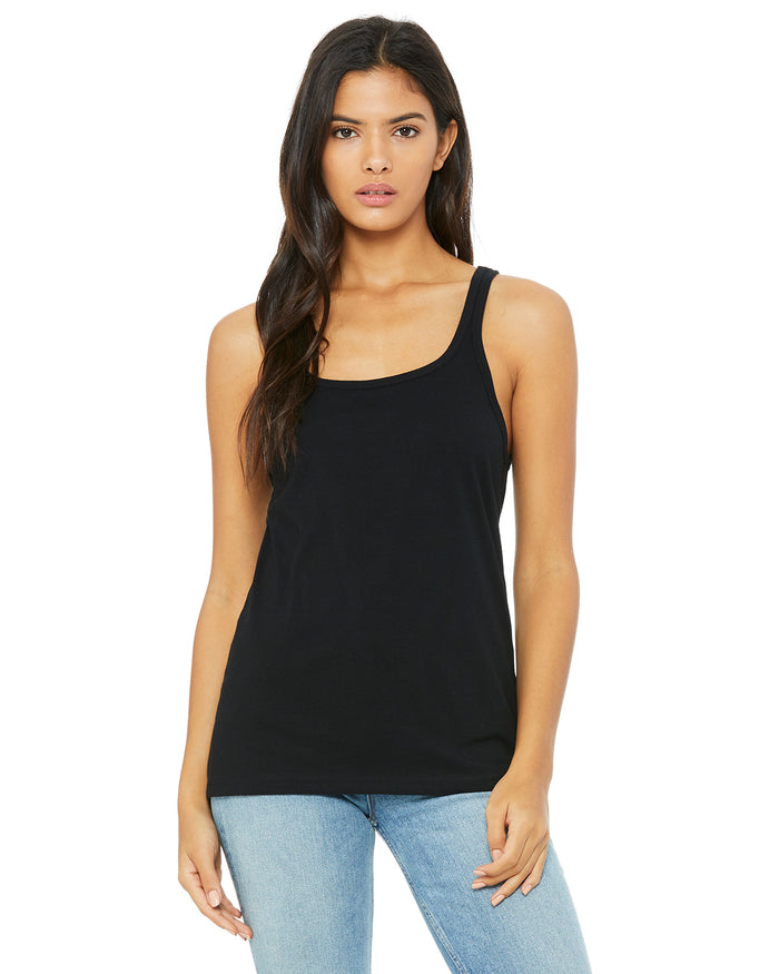 Bella + Canvas Ladies' Relaxed Jersey Tank - 6488