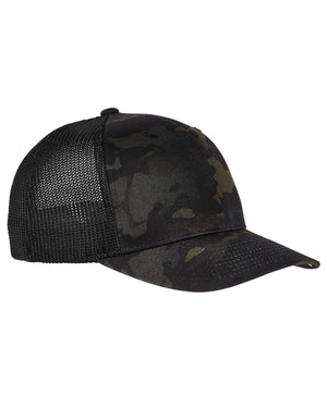 Yupoong Adult Flexfit® Multicam® Trucker Mesh Cap - 6511MC