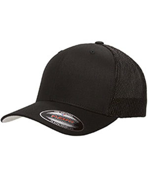 Flexfit Adult 6-Panel Trucker Cap - 6511