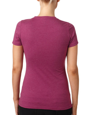 Next Level Ladies' CVC T-Shirt - 6610