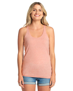 Next Level Ladies' Triblend Racerback Tank - 6733
