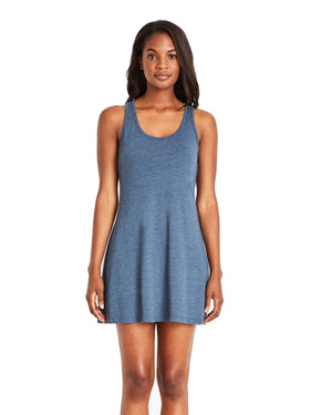 Next Level Ladies' Triblend Racerback Tank Dress - 6734