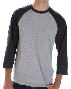 LAT Men's Baseball T-Shirt - 6930