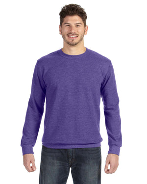 Anvil Adult Crewneck French Terry - 72000