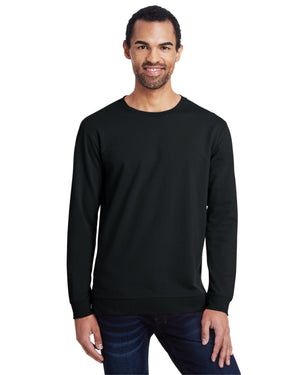 Anvil Unisex Light Terry Crew - 73000