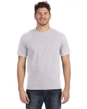 Anvil Adult Midweight Pocket T-Shirt - 783AN