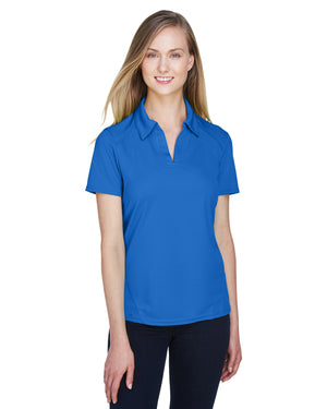 North End Ladies' Recycled Polyester Performance Piqué Polo - 78632
