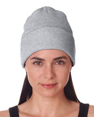 UltraClub Adult Knit Beanie with Cuff - 8130