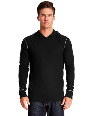 Next Level Adult Thermal Hoody - 8221