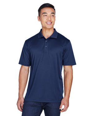 UltraClub Men's Tall Cool & Dry Sport Polo - 8405T