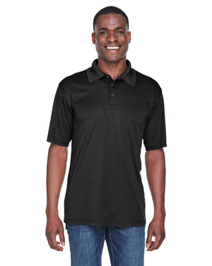 UltraClub Men's Cool & Dry Sport Performance Interlock Polo - 8425