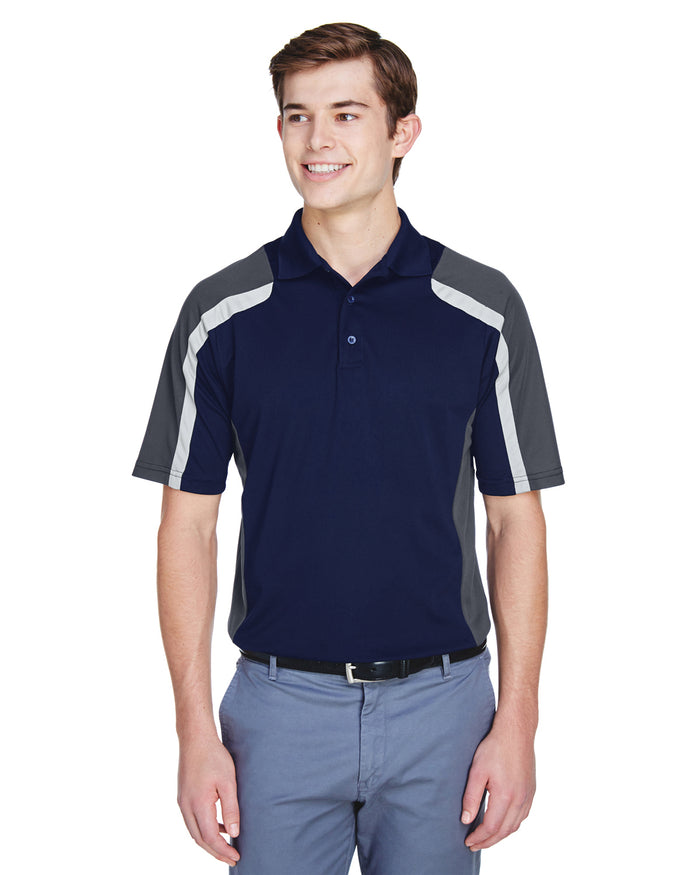 Extreme Men's Eperformance™ Strike Colorblock Snag Protection Polo - 85119