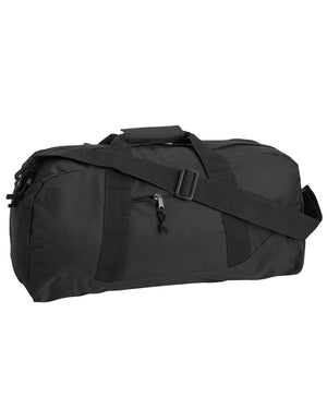 Liberty Bags Game Day Large Square Duffel - 8806