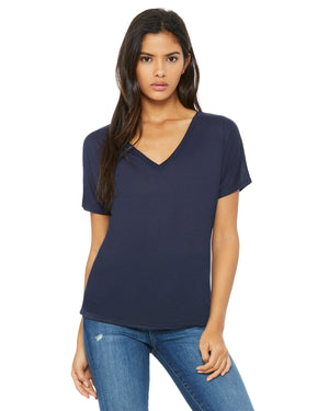 Bella + Canvas Ladies' Slouchy V-Neck T-Shirt - 8815