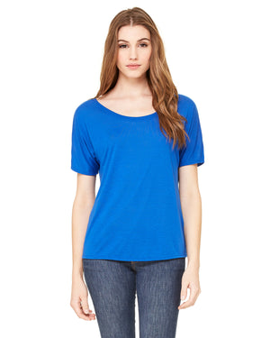 Bella + Canvas Ladies' Slouchy T-Shirt - 8816