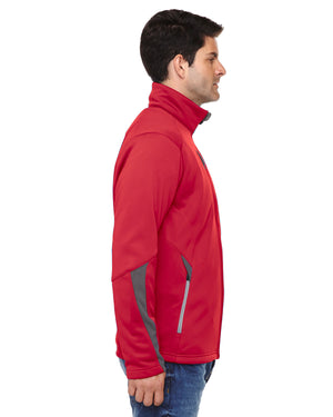 North End Men's Escape Bonded Fleece Jacket - 88649