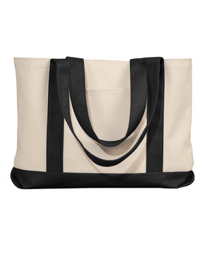 Liberty Bags Leeward Canvas Tote - 8869
