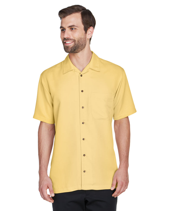UltraClub Men's Cabana Breeze Camp Shirt - 8980
