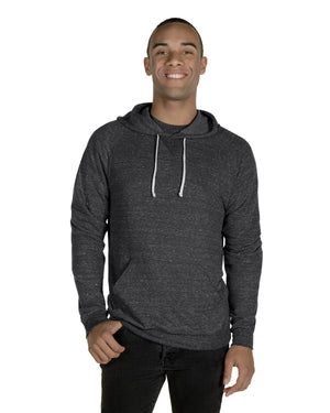 Jerzees Adult 7.2 oz., Snow Heather Raglan Hood - 90MR