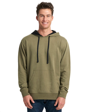 Next Level Unisex French Terry Pullover Hoody - 9301