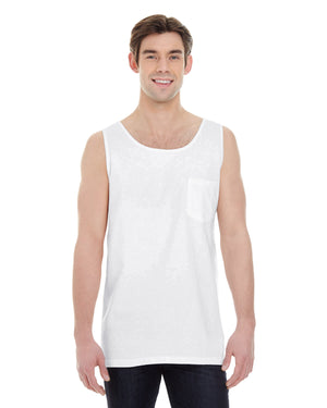 Comfort Colors Adult Heavyweight RS Pocket Tank - 9330