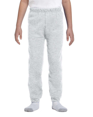 Jerzees Youth 8 oz. NuBlend® Fleece Sweatpants - 973B