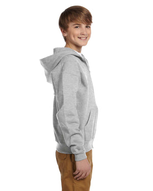 Jerzees Youth 8 oz. NuBlend® Fleece Full-Zip Hood - 993B