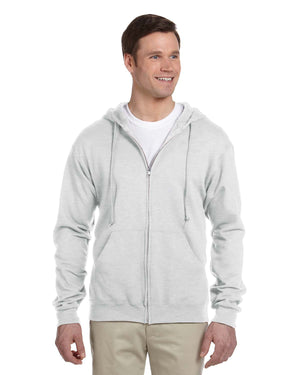 Jerzees Adult 8 oz. NuBlend® Fleece Full-Zip Hood - 993