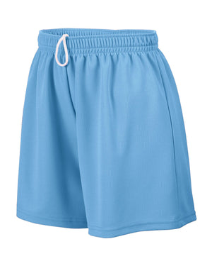 Augusta Drop Ship Ladies' Wicking Mesh Short - AG960
