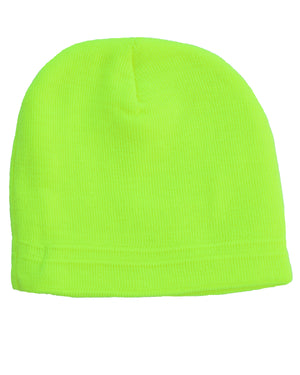 Bright Shield Knit Beanie - B980