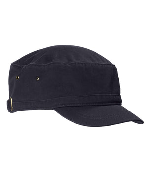 Big Accessories Short Bill Cadet Cap - BA501
