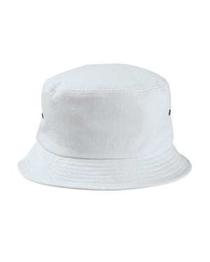 Big Accessories Metal Eyelet Bucket Cap - BA534