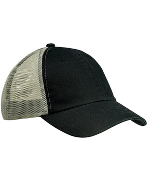 Big Accessories Washed Trucker Cap - BA601