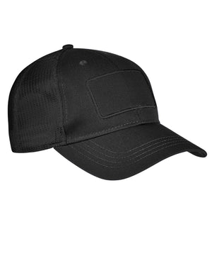 Big Accessories Patch Trucker Cap - BA656T