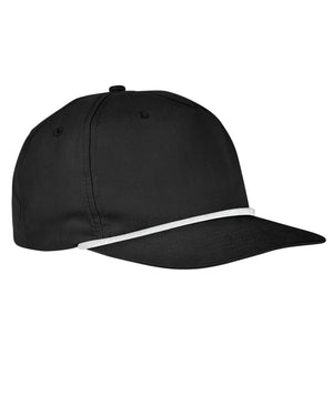 Big Accessories 5-Panel Golf Cap - BA671