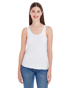 American Apparel Ladies' Poly-Cotton Racerback Tank - BB308W