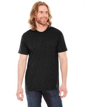 American Apparel Unisex Poly-Cotton USA Made Crewneck T-Shirt - BB401