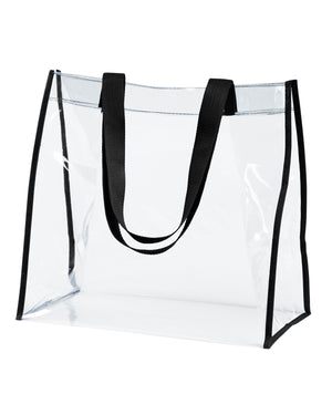 BAGedge Clear PVC Tote - BE252