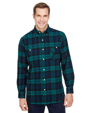 Backpacker Men's Yarn-Dyed Flannel Shirt - BP7001