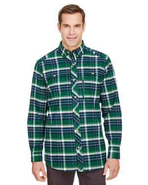 Backpacker Men's Tall Stretch Flannel Shirt - BP7091T