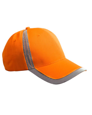 Big Accessories Reflective Accent Safety Cap - BX023