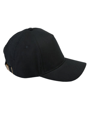 Big Accessories 5-Panel Brushed Twill Cap - BX034