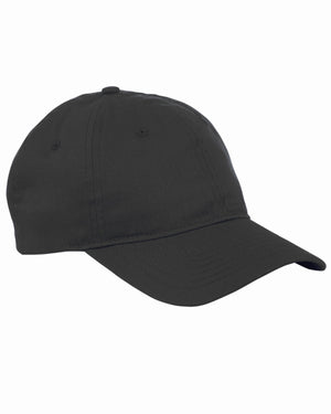 Big Accessories 6-Panel Twill Unstructured Cap - BX880