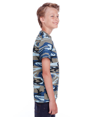 Code Five Youth Camo T-Shirt - C52207