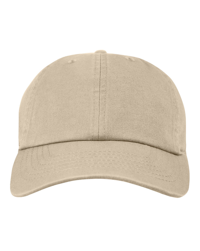 Champion Classic Washed Twill Cap - CA2000